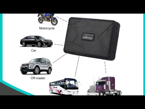 TKSTAR TK915 Car GPS Tracker Test