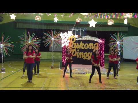 Christmas Presentation Paskong Pinoy 2016 by Radtech and Pharma!