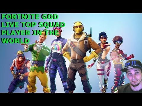 FORTNITE LET ME ENTERTAIN YOU  SQUADS OVER 14000 KILLS  LIVE