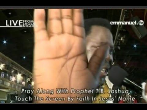 Download SCOAN 06/03/16: Mass Prayer & Deliverance with TB Joshua. Emmanuel TV