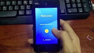 remove google account wiko sunny