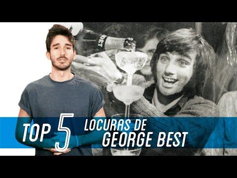 Las LOCURAS más increíbles de GEORGE BEST