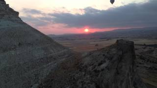 Royal Balloon in Cappadocia, Turkey - Sunrise on August 16, 2013
