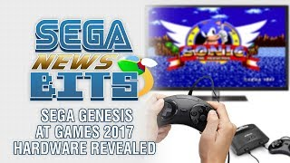 SEGA Genesis AtGames 2017 Hardware Revealed