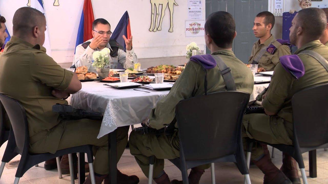 رمضان 2015 في جيش الدفاع الاسرائيلي