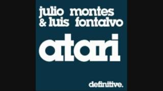 Atari (Alfonso Padilla Remix) - Julio Montes & Luis Fontalvo (DEFDIG0615)