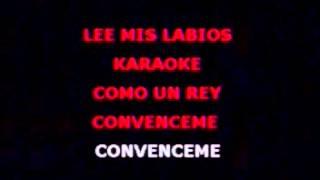 "Gustavo Cerati - ""Karaoke"" (Karaoke)"