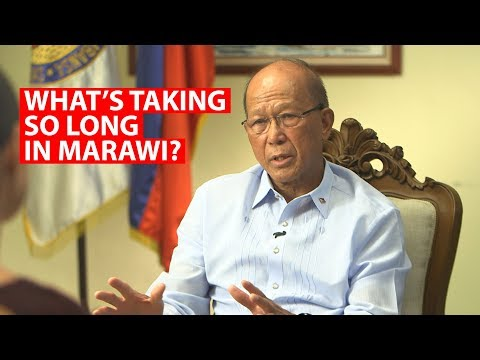 What's Taking So Long In Marawi? | Conversation With | CNA Insider