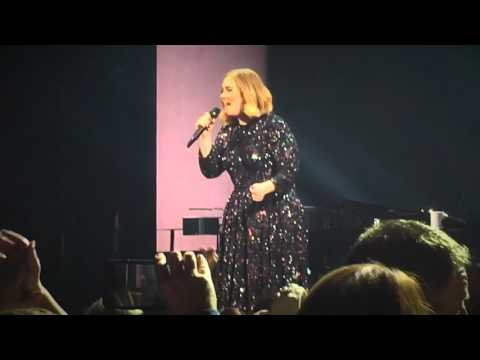 Adele Encore -  Rolling In The Deep @ Birmingham