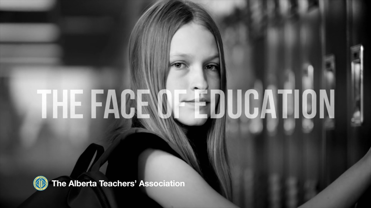 The Face of Education- NEW Fall 2019