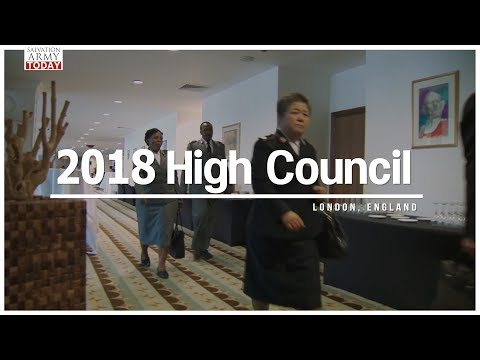 Salvation Army Today - 4.17.2018 - 2018 High Council