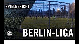 Füchse Berlin Reinickendorf - BSV Eintracht Mahlsdorf (20. Spieltag, Berlin-Liga)