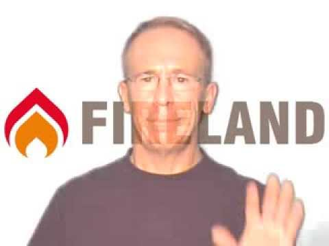Fireland camini e stufe focus gyrofocus video youtube for Fireland stufe