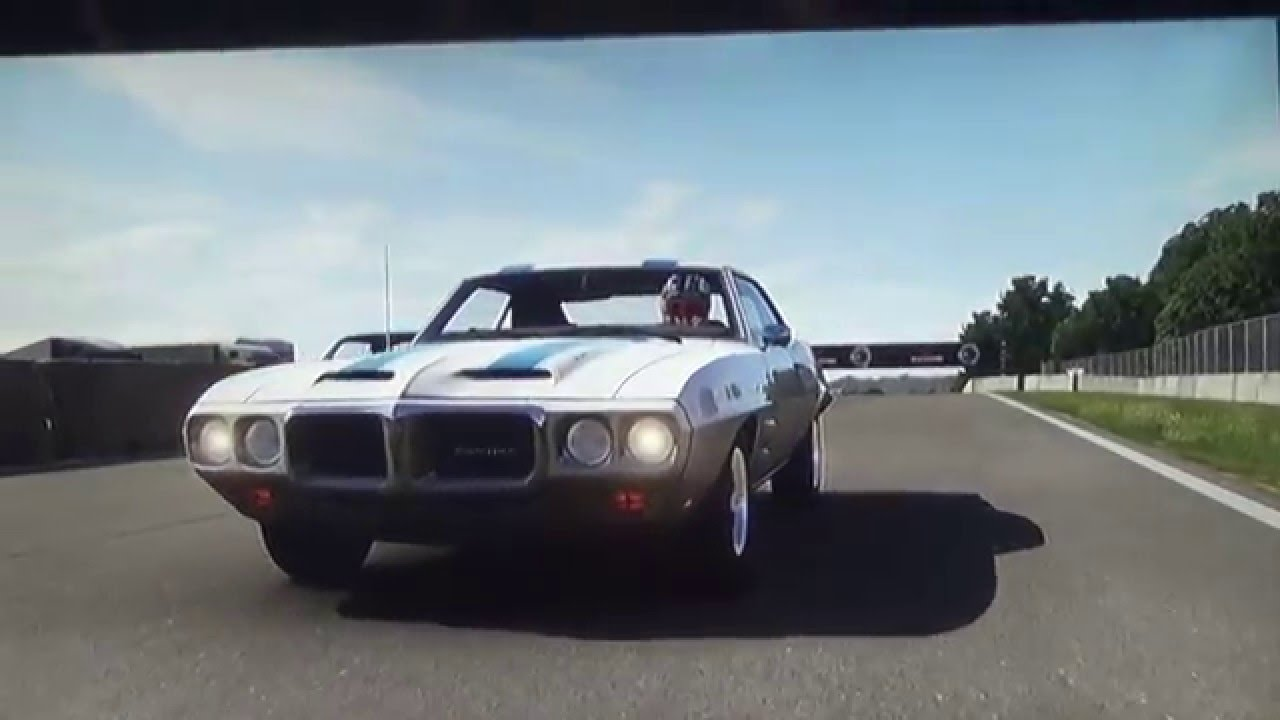 Forza American Muscle Car Battles A Road America Youtube