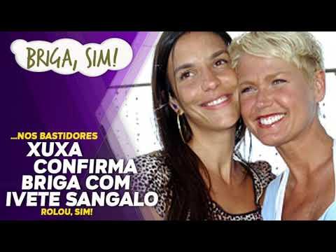 """XUXA ADMITE BRIGA COM IVETE SANGALO E O """"PLOC SOCIAL"""" TE CONTA O MOTIVO"""