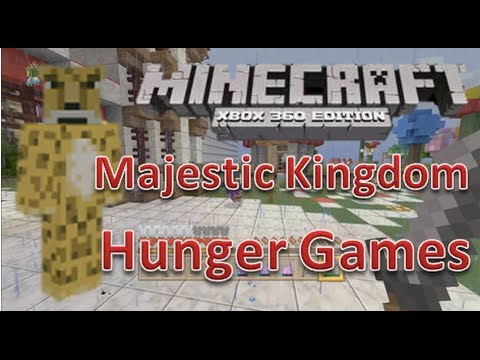 how to get hunger games maps on xbox 360