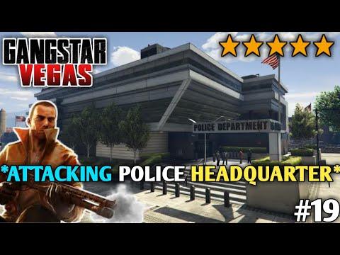 *ATTACKING POLICE HEADQUARTER* || GANGSTAR VEGAS HINDI || GAMEPLAY || #19