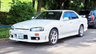 1999 Nissan Skyline R34 25 GT-T (UK Import) Japan Auction Purchase Review