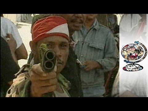 The Indonesian Army's Battle With Democracy (1999)
