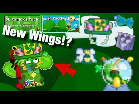 St Patrick S Day 2018 New Items Growtopia