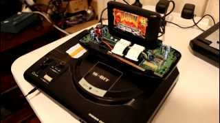 Sega Mega Drive 32X: Quick Clean Up