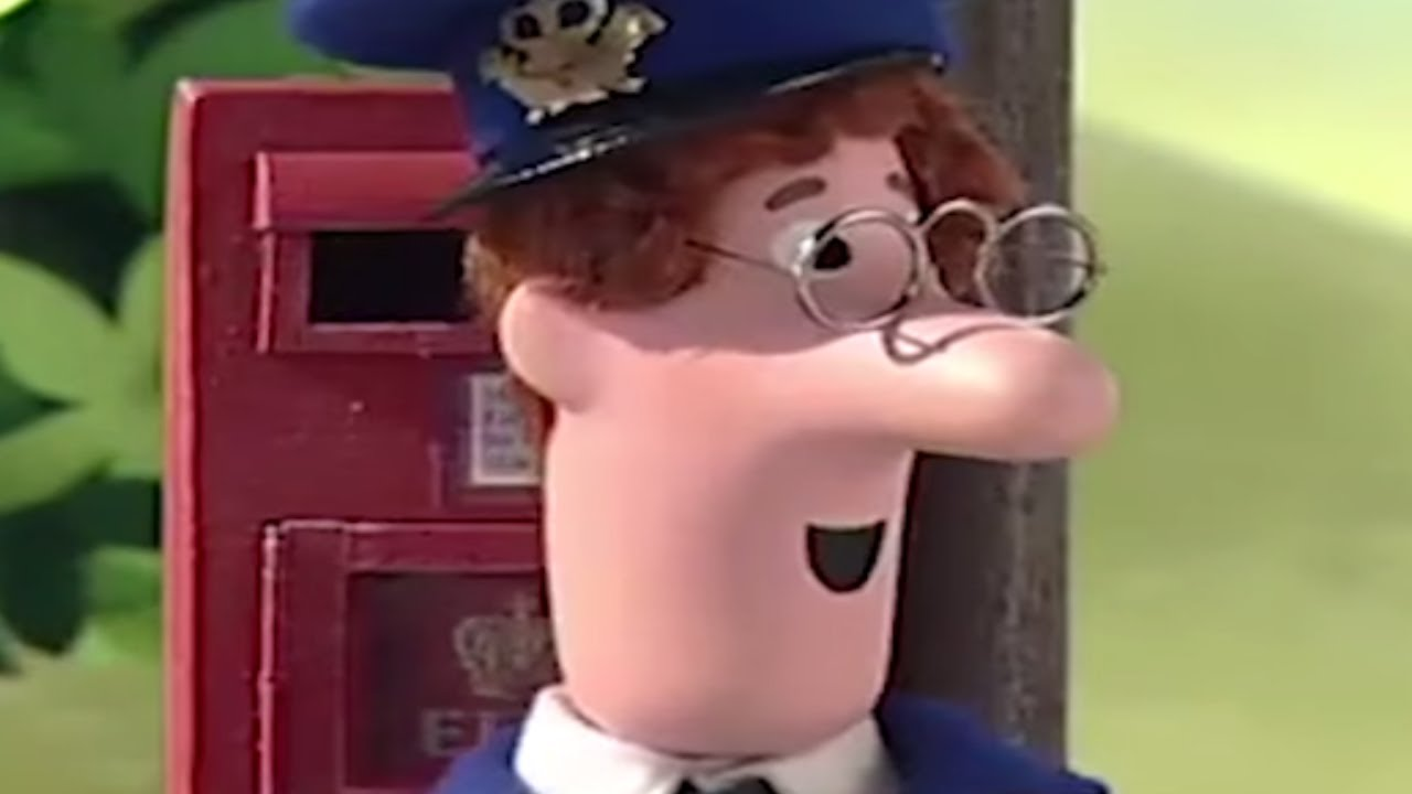 case postman pat Ken barrie, the voice of postman pat has died aged 73 (image: pa)  but he was  most famous for voicing postman pat in the original 1980s.