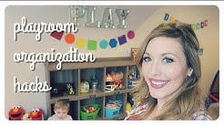 playroom organization hacks | brianna k