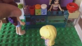 Обзор на Лего дом 1 часть