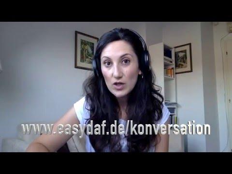 Einfach besser Deutsch sprechen - Folge 1