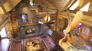 Pioneer Log Homes of BC - Slideshow (Part 2)