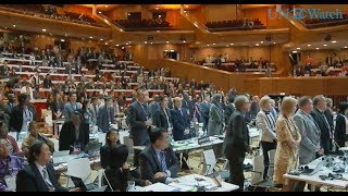 After Moment Of Silence For Holocaust Victims Cuba Calls Moment Of Silence For Palestinians