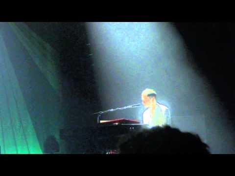 Keane - Sea Fog (live Olympia Paris 17/10/12)