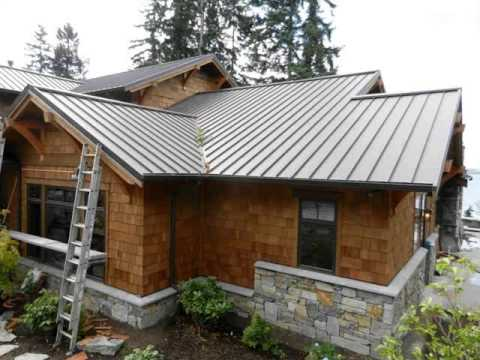 Metal Roofing - Modern Pic Gallery of Residential & Industrial Metal Roof Shelter