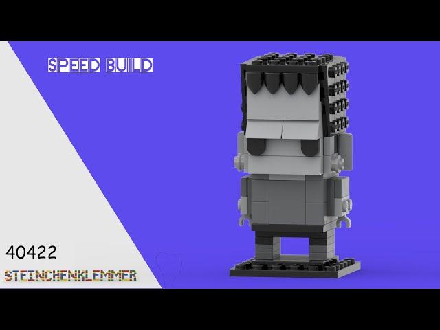 40422 Frankenstein | Speed Build
