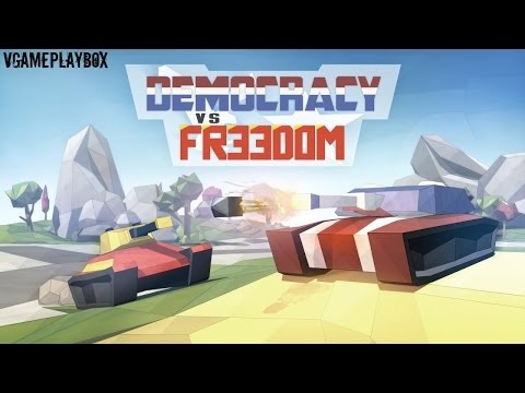 Democracy Vs Freedom (By Rejected Games) IOS / Android Gameplay Video