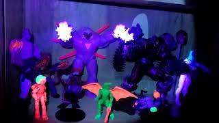 G.I. Joe Classified Zartan Color Changing effect???