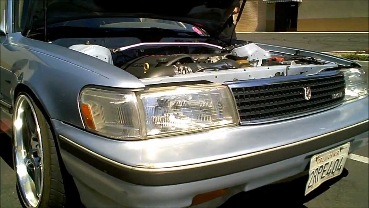 1990 Toyota Cressida With Ls1 V8 5 7 Liter Swap By Daft