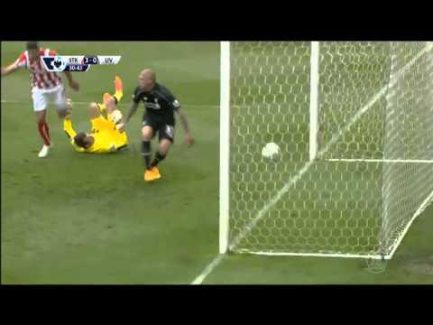 [Premier League 2015] Stoke City Vs Liverpool 6-1 - Giornata 38
