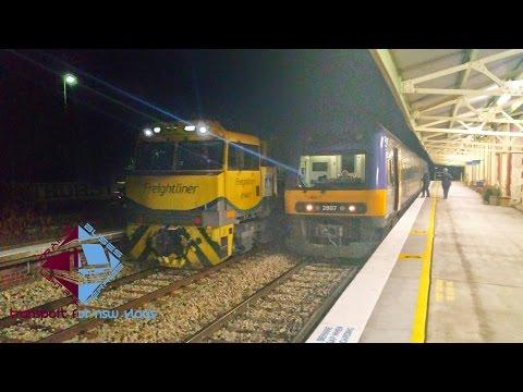 Transport for NSW Vlog No.664 Bathurst at Night
