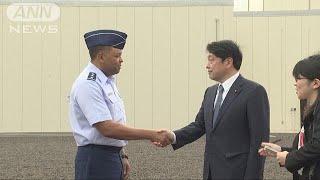 小野寺防衛大臣はハワイにある地上配備型ミサイル迎撃システム「イージ...