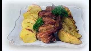 куриные крылья в соевом соусе рецепты от валентины