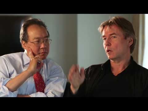Esa-Pekka Salonen and Yo-Yo Ma - Cello Concerto: Avoid Discomfort at All Costs