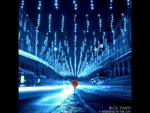 Bloc Party - Song For Clay (Disappear Here) (Instrumental) + Lyrics