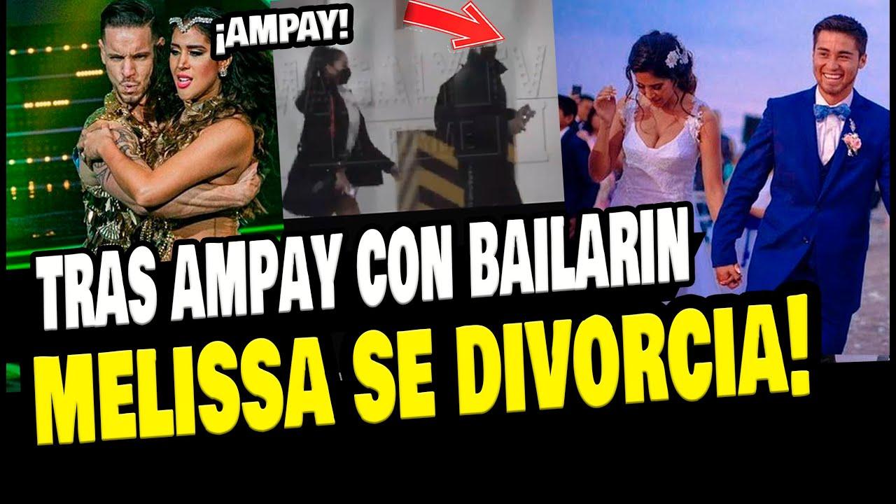 Download MELISSA PAREDES ANUNCIÓ EL FIN DE SU MATRIMONIO TRAS AMPAY CON SU BAILARIN