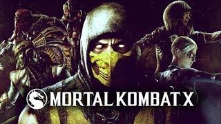 Готовимся к Mortal Kombat 11 сюжет MKX за 1 стрим!