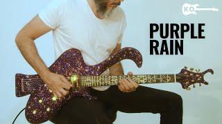 Prince - Purple Rain - Electric Guitar Cover by Kfir Ochaion - Jens Ritter Instruments видео
