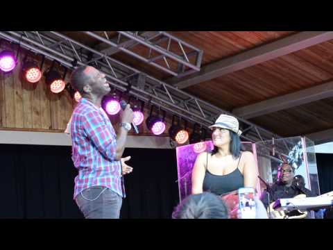 Another You - Brian McKnight - Beaumont Summer Concert Series 2014