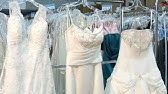 Shopping For A Wedding Dress At Goodwill Youtube,How To Choose A Wedding Dress Silhouette