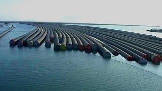 Kıbrıs'a su götürecek borular bitiyor - BBC TÜRKÇE
