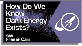 How Do We Know Dark Energy Exists?